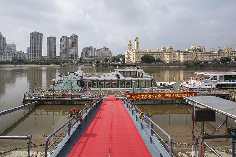 台江码头之一